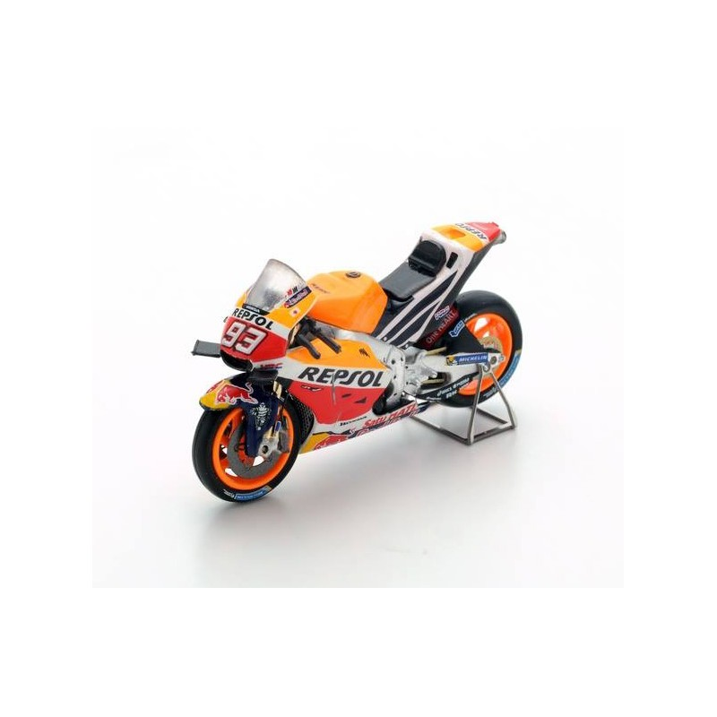 honda rc213v 93 moto gp world champion japon 2016 marc marquez spark m43003 miniatures minichamps. Black Bedroom Furniture Sets. Home Design Ideas