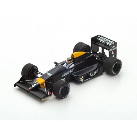 Tyrrell 017 F1 1988 Julian Bailey Spark S4863