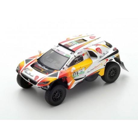 Peugeot 2008 DKR 319 Dakar 2017 Al Qassimi Maimom Spark S5618