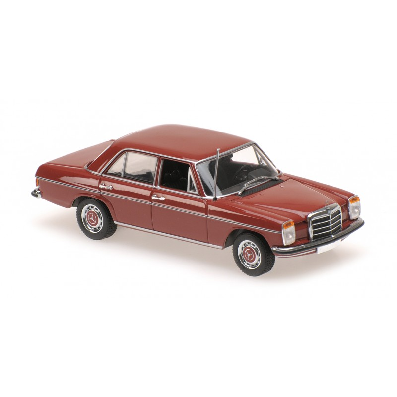 Mercedes benz 200d w114 115 red 1968 minichamps for Mercedes benz family discount