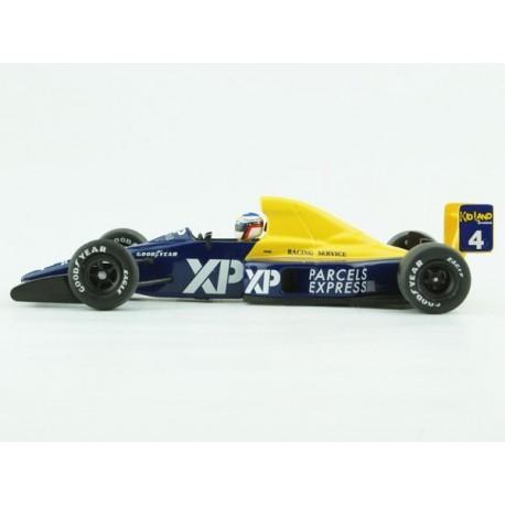 Tyrrell Ford 018 F1 1989 Jean Alesi Minichamps 400890004