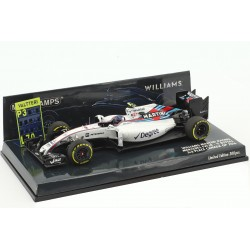 Williams Mercedes FW38 77 F1 Canada 2016 Valtteri Bottas Minichamps 447160277