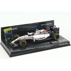 Williams Mercedes FW38 77 F1 Canada 2016 Valtteri Bottas Minichamps 447160277