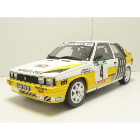 Renault R11 Turbo 4 Rallye Portugal 1987 Ragnotti Thimonier Ottomobile OT692