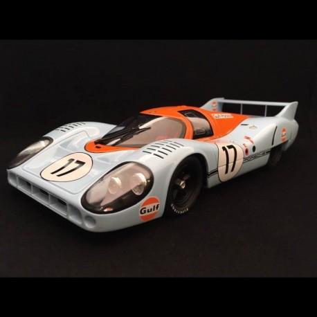 Porsche 917 Long Tail Gulf 17 24 Heures du Mans 1971 CMR CMR044