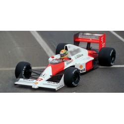 McLaren MP4/5B 27 Winner F1 USA 1990 Ayrton Senna Minichamps 547904327