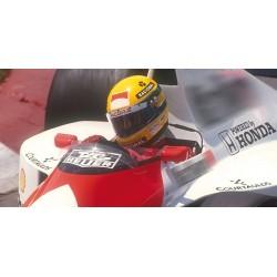 McLaren MP4/5B 27 Winner F1 Canada 1990 Ayrton Senna Minichamps 547904227