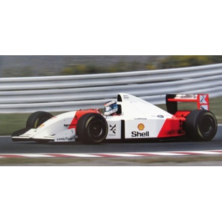 mclaren ford mp4 8 7 f1 japon 1993 mika hakkinen minichamps 530934317 miniatures minichamps. Black Bedroom Furniture Sets. Home Design Ideas