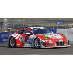Porsche 911 GT3 R 31 24 Heures du Nurburgring 2017 Minichamps 155176931