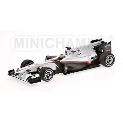Sauber C29 F1 2010 Pedro De la Rosa Minichamps 410100022