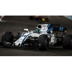 Williams Mercedes FW40 19 F1 Abu Dhabi 2017 Felipe Massa Minichamps 417172019