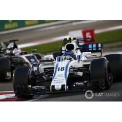 Williams Mercedes FW40 18 F1 Abu Dhabi 2017 Lance Stroll Minichamps 417172018