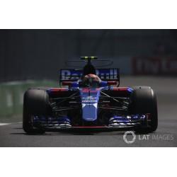 Scuderia Toro Rosso Renault STR12 10 F1 Mexique GP 2017 Pierre Gasly Minichamps 417171810