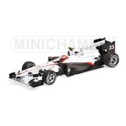 Sauber C29 F1 Allemagne 2010 Kamui Kobayashi Minichamps 410100123