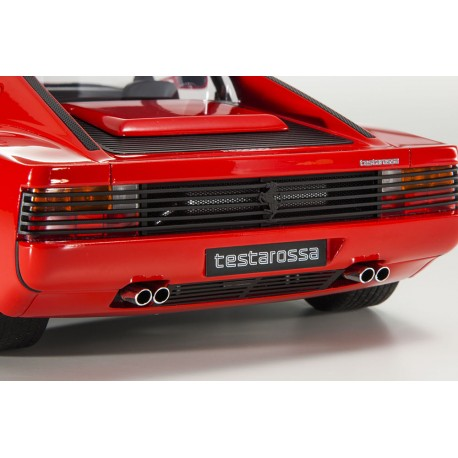 Ferrari Testarossa Rouge 1984 Kyosho KSR08663R