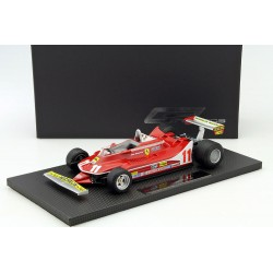 Ferrari 312 T4 11 F1 World champion 1979 Jody Scheckter GP Replicas GP002