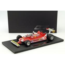 Ferrari 312 T4 12 F1 1979 Gilles Villeneuve GP Replicas GP003