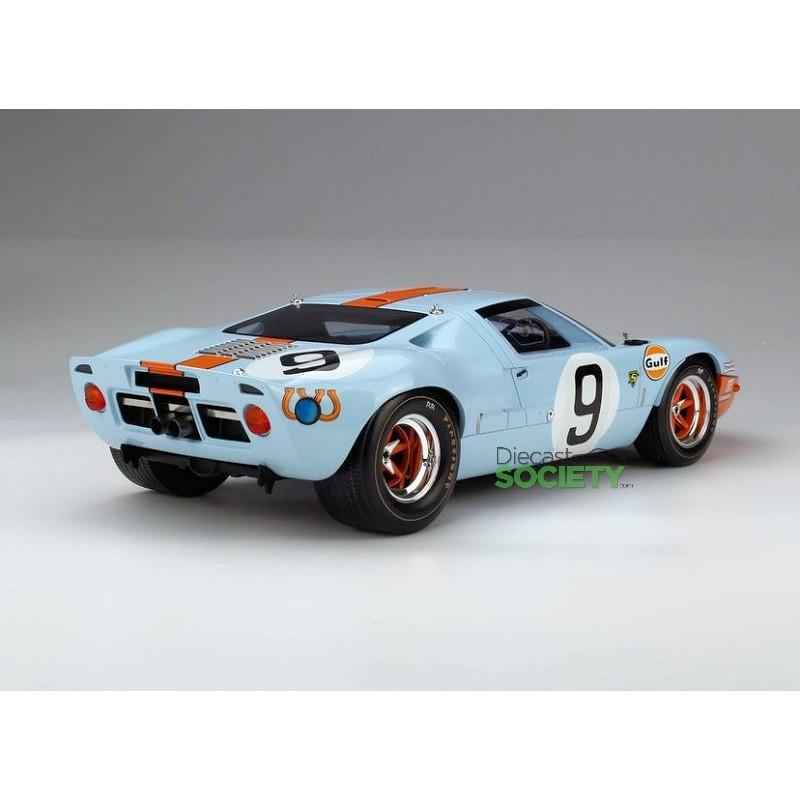 Ford Gt40 Le Mans Winner 1968