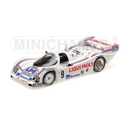 Porsche 962 C 9 200 Miles de Nurenberg 1985 Manfred Winkelhock Minichamps 155856509
