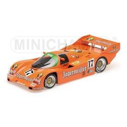 Porsche 962 C 17 1000km de Spa-Francorchamps 1986 Minichamps 155866517