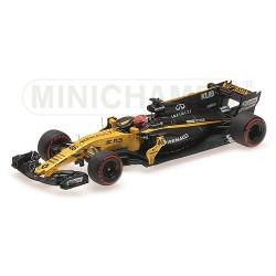 Renault RS17 46 F1 Hungaroring Testing 2017 Robert Kubica Minichamps 417171146