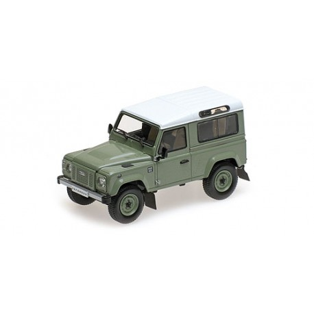 land rover defender 90 heritage edition green 2015 almost real alm410204 miniatures minichamps. Black Bedroom Furniture Sets. Home Design Ideas