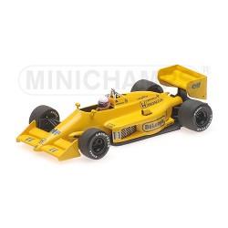 Lotus Honda 99T Grand Prix de Monaco 1987 Satoru Nakajima Minichamps 400870011