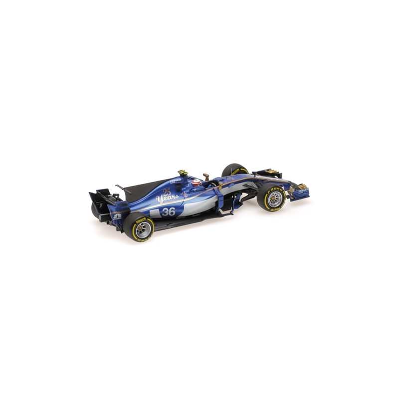 sauber ferrari c36 grand prix de chine 2017 antonio giovinazzi minichamps 417170036 miniatures. Black Bedroom Furniture Sets. Home Design Ideas