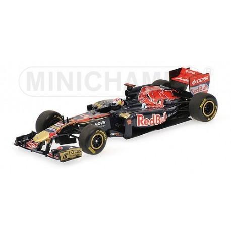 Scuderia Toro Rosso STR6 F1 2011 Sébastien Buemi Minichamps 410110018