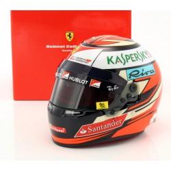 Casque 1/2 Kimi Raikkonen F1 2017 Bell 70502208