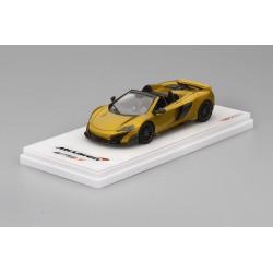 McLaren 650LT Spider Jaune Truescale TSM430202