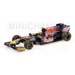 Scuderia Toro Rosso showcar 2011 Jaime Alguersuari Minichamps 410110089