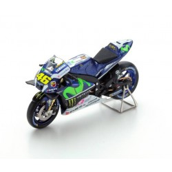 Yamaha YTZ-M1 46 Winner Moto GP Jerez 2016 Valentino Rossi Spark M43006