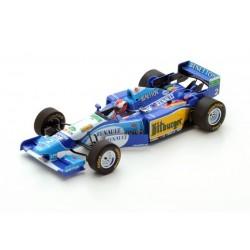 Benetton Renault B195 F1 1995 Johnny Herbert Spark S4776