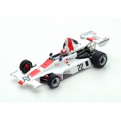 Hill GH1 22 F1 Italie 1975 Rolf Stommelen Spark S5671