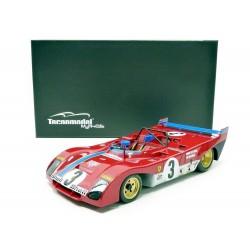 Ferrari 312 PB 3 1000 km du Nurburgring 1972 Technomodel TM1862B