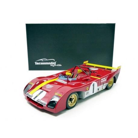 Ferrari 312 PB 1 1000 km de Monza 1972 Technomodel TM1862C