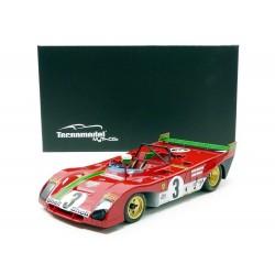 Ferrari 312 PB 3 Targa Florio 1972 Merzario Munari Technomodel TM1862D