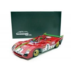 Ferrari 312 PB 3 1000 km de Spa Francorchamps 1972 Technomodel TM1862E