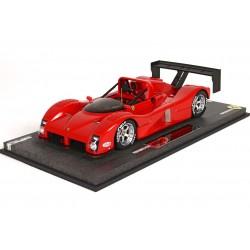 Ferrari 333 SP rouge 1994 BBR BBRC1819V