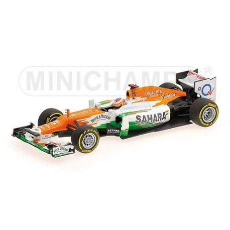 Force India VJM05 F1 2012 Paul Di Resta Minichamps 410120011