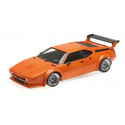 BMW M1 Orange 1979 Minichamps 125792900
