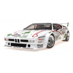BMW M1 1 1000 km du Nurburgring 1980 Minichamps 125802901