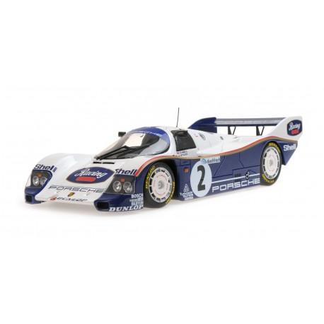 Porsche 962C 2 1000 km de Hockenheim 1985 Minichamps 155856502