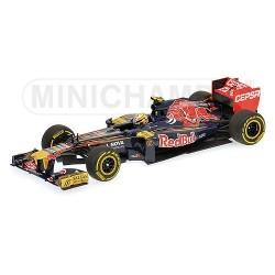 Scuderia Toro Rosso STR7 F1 2012 Jean Eric Vergne Minichamps 410120017