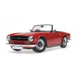 Triumph TR6 1969 Rouge Minichamps 155132031