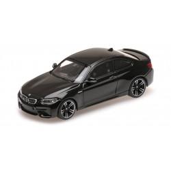 BMW M2 2016 Noire Minichamps 410026101