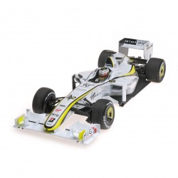 Brawn GP BGP001 F1 World Champion 2009 Jenson Button Minichamps 186090022