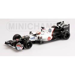 Sauber C31 F1 Japon 2012 Kamui Kobayashi Minichamps 410120114