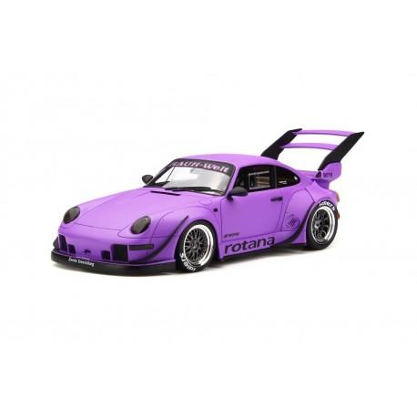 Porsche 993 RWB Rotana Matt Purple GT Spirit GT737